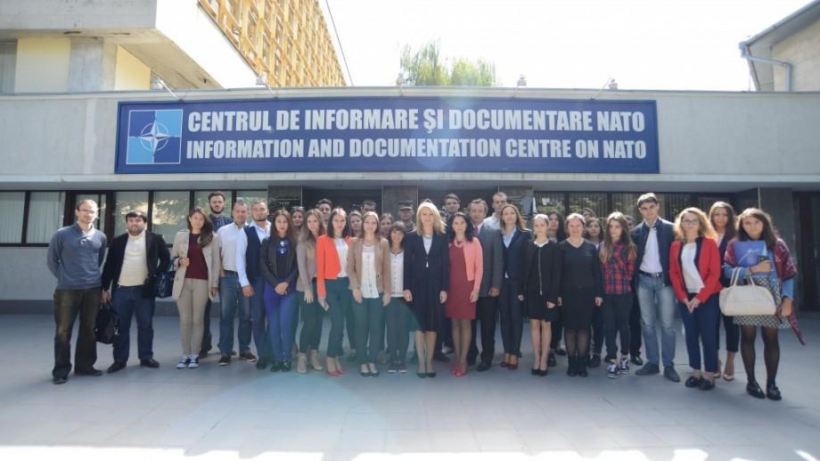A fost lansat concursul de selectare a participanților pentru a doua ediție a Școlii NATO de Securitate