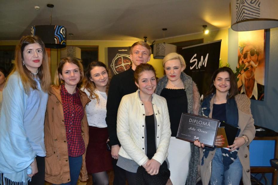 (foto) Au discutat despre muzică. scenă și artiști. Totul despre scenă cu Alla Donţu și SUM Academy