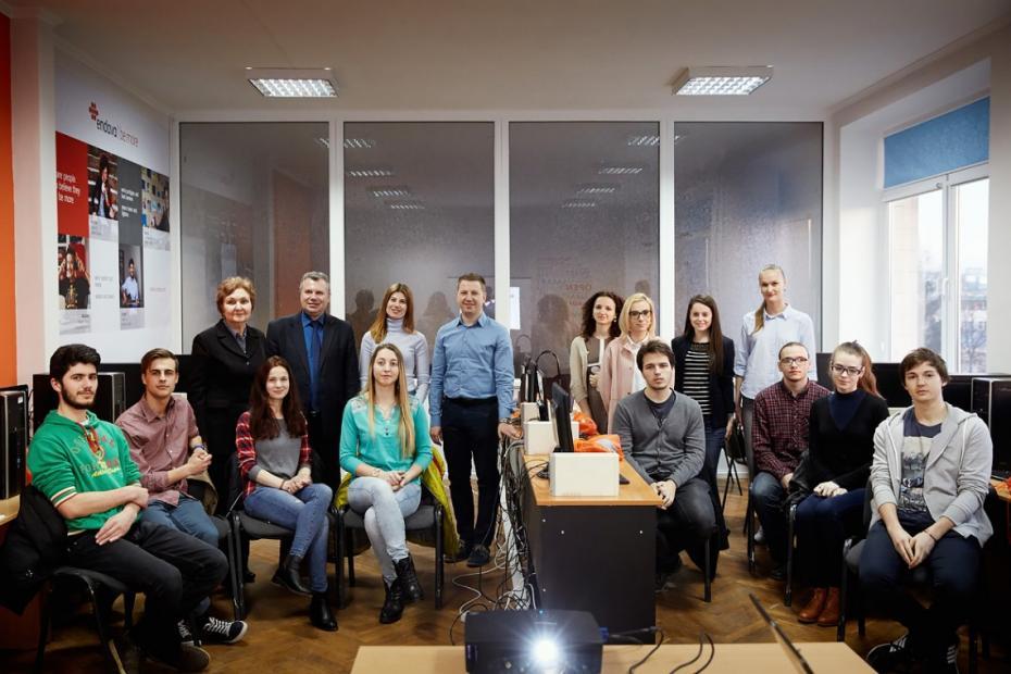 (foto) Endava Moldova a dat startul cursului de Software Testing la Universitatea de Stat din Moldova