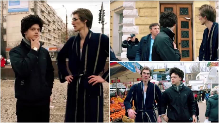 "(video) Parodie marca Moldova Yesterday. Cum arată ""apartamentul"" lui Dorin Chirtoacă"