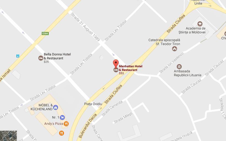 Harta hotel