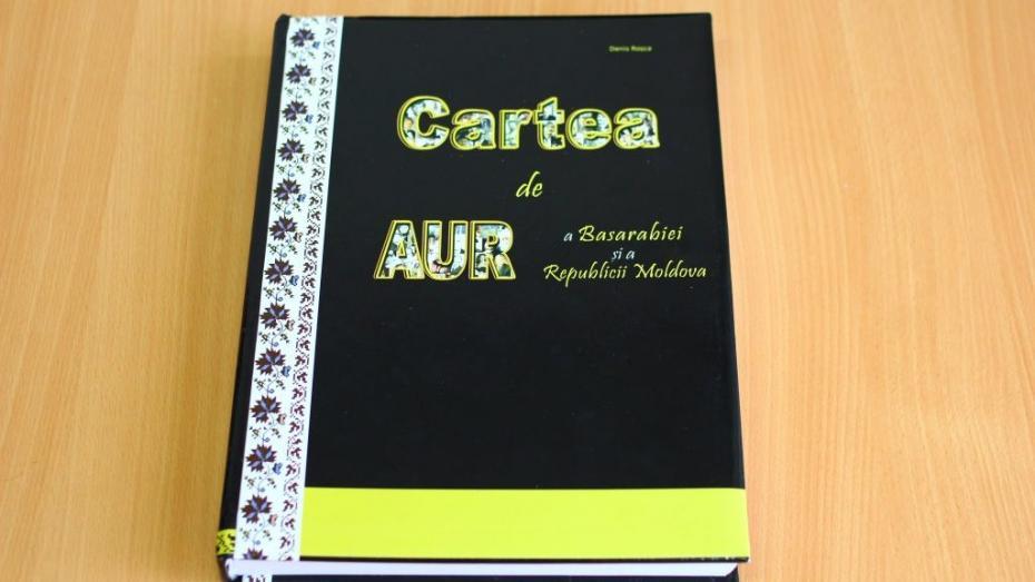 Susține și contribuie la publicarea Cărții de aur a Basarabiei și a Republicii Moldova în limba engleză