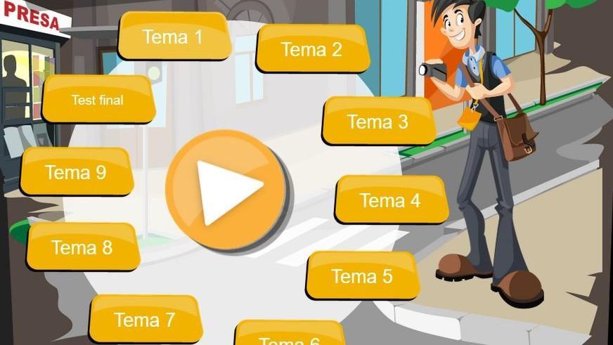 """Testează-ți cunoștințele generale despre presă cu ajutorul jocului interactiv """"MediaErudit"""""""