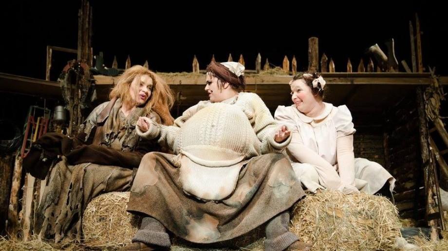 """(foto) Trei spectacole și """"Un ceai de TEI cu Ion Sapdaru"""" te așteaptă la Teatrul Național """"Eugene Ionesco"""""""
