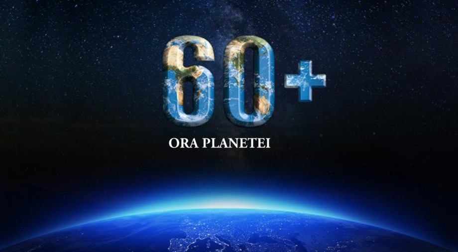 "(video) Pe 25 martie vom stinge luminile pentru a marca ""Ora Planetei"""