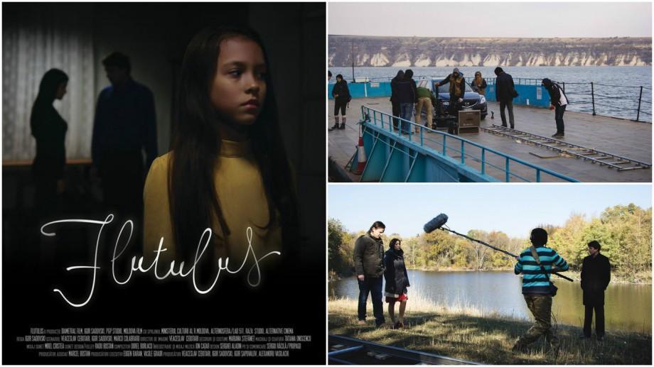 """(foto, video) Urmărește """"Flutulus"""", drama realizată în Moldova, ce va fi lansată la Cinematograful Odeon"""