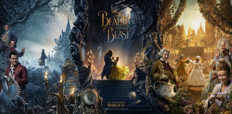 """""""Beauty and the Beast"""", încasări-record în boxoffice-ul mondial, de aproape 500 milioane de dolari"""