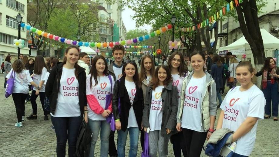 1200 de voluntari vor fi implicați în 68 de activităţi la Festivalul Faptelor Bune. Cum poți participa și tu