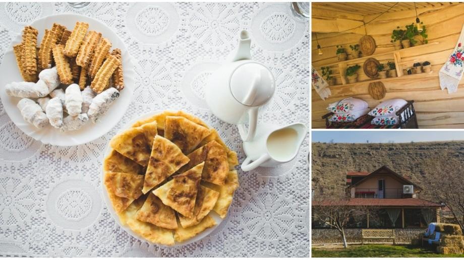 (foto) Despre cum pensiunile rurale au devenit destinaţii ce reinventează turismul din Moldova