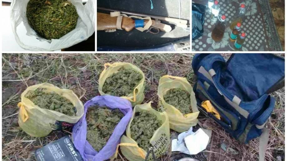 (video) Captură de 3.000.000 de lei. Poliția a reținut șapte persoane bănuite de comercializarea drogurilor
