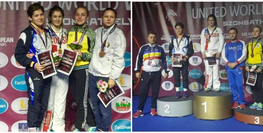 Anastasia Nichita aduce Moldovei medalia de argint la Campionatul European U-23