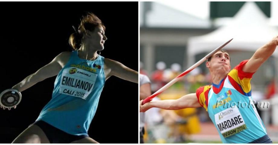 Sportivii moldoveni au adus acasă medalii de aur și de bronz de la Cupa Europei de Aruncări
