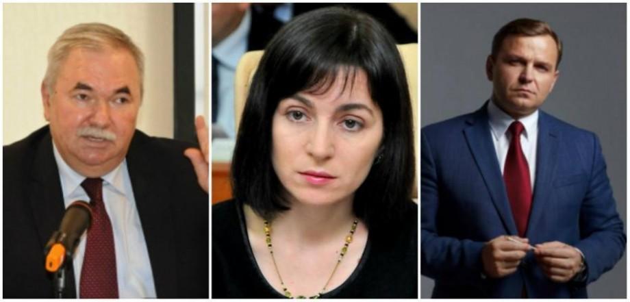"""Declarația comună a PAS, PPDA și PLDM despre votul uninominal: """"Nu merită să fie luat în discuție"""""""