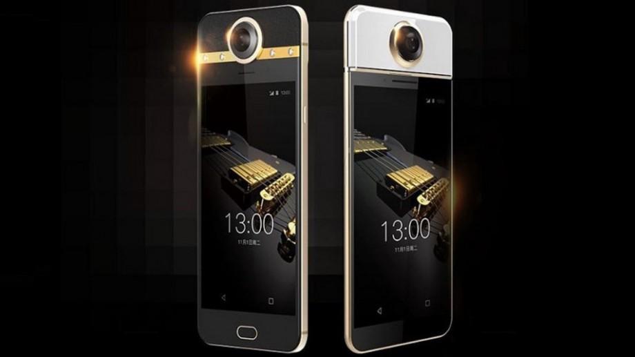 (video) A fost prezentat primul smartphone din lume cu cameră 360°. Iată ce caracteristici are