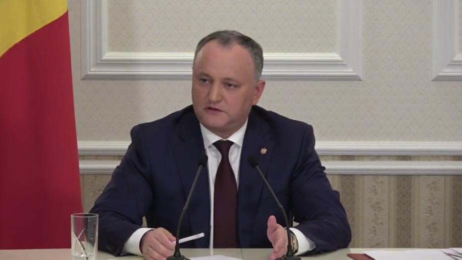 Președintele țării a semnat un decret pentru organizarea unui referendum. Va conține patru întrebări