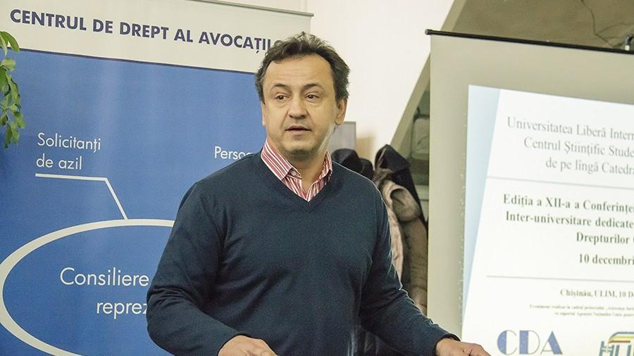 Vitalie Gamurari, numit purtător de cuvânt al PDM și coordonatorul unui board consultativ de pe lângă partid