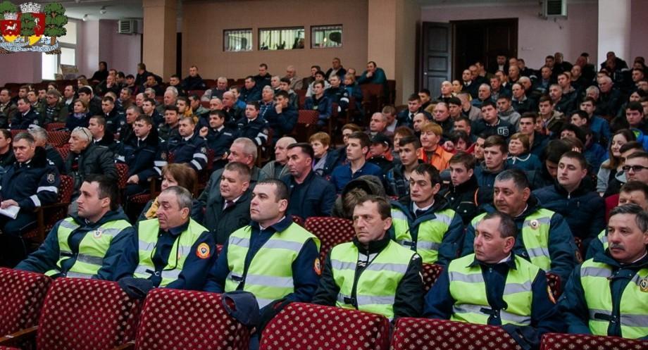 (foto) Raport de activitate. Cum contribuie Garda Populară din Orhei la diminuarea criminalității în oraș