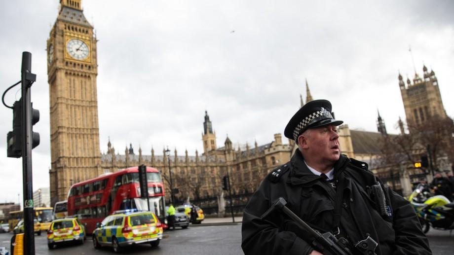 Statul Islamic revendică atacul din fața Parlamentului de la Londra