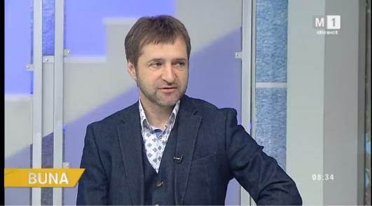 Călin Vieru susține inițiativa privind votul uninominal