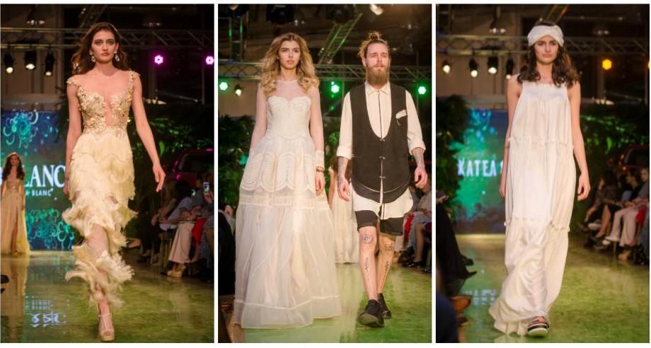 (foto) Cei nonconformiști și inspirați aleg brandurile autohtone! Cum a fost în prima zi de Moldova Fashion Week