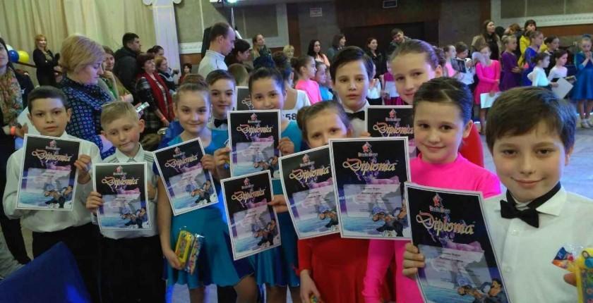 (foto) Câștigătorii Festivalului-concurs republican de dans sportiv OPEN