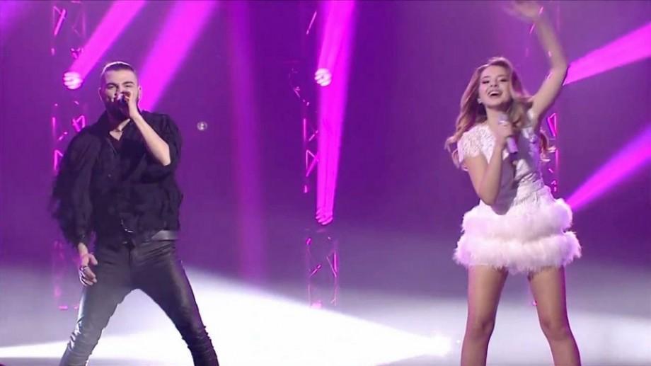 (video) Ilinca și Alex Florea vor reprezenta România la Eurovision 2017