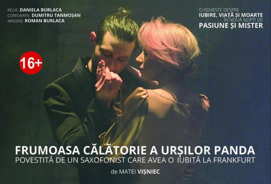 """Teatrul """"Geneza Art"""" va prezenta un spectacol în cadrul Festivalului """"Basarabia"""" din Cluj"""