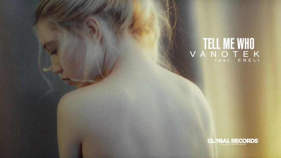 """(video) Basarabeanul Vanotek a lansat o nouă piesă însoțită de videoclip, """"Tell Me Who"""""""