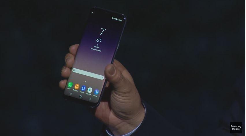 (video) A fost lansat Samsung Galaxy S8: Care vor fi prețurile și caracteristicile inovatoare ale telefonului
