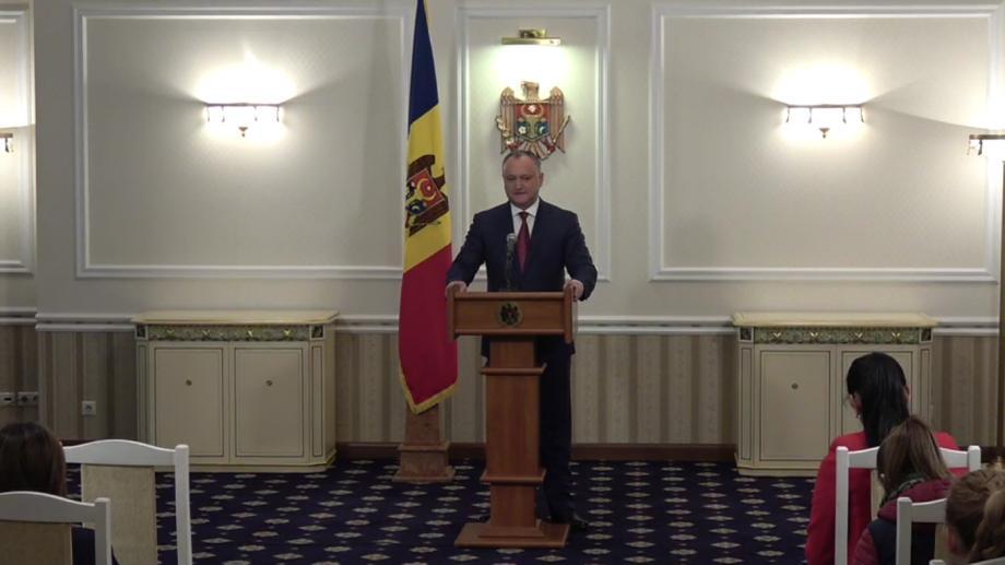 (video) Ce aspecte cuprinde sistemul electoral mixt propus de Igor Dodon