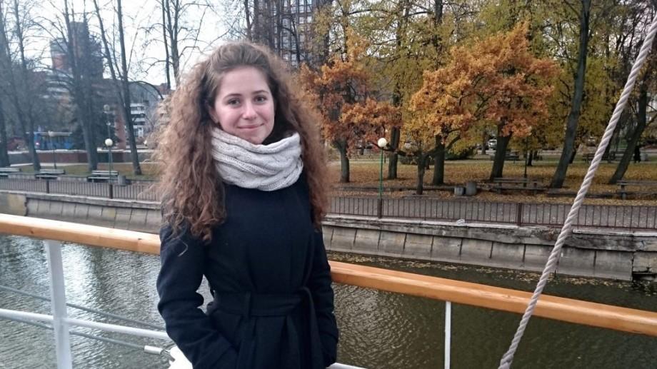 Cătălina Grițco, studentă UTM, despre experiența din Vilnius cu ERASMUS+