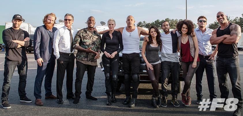 """Filmul """"The Fate of The Furious"""" a debutat cu încasări record de peste 100 de milioane de dolari"""