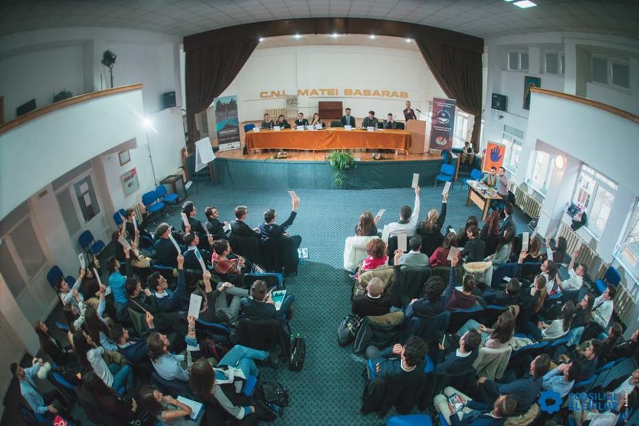 CNE România. Adunarea Generală. Februarie 2017, Vâlcea