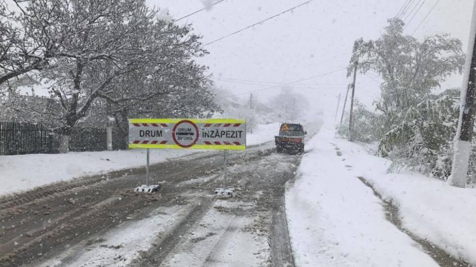 Sudul Moldovei este blocat. Toate cursele auto spre regiunea de Centru-Sud a Republicii, anulate