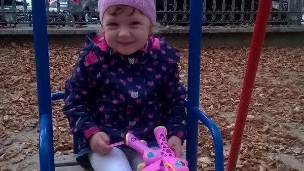 Margarita, o fetiță de trei ani, are nevoie de ajutorul nostru