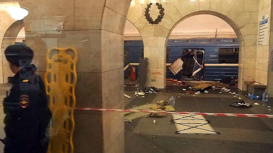 Atentatul de la metroul din Sankt Petersburg: Bilanțul a ajuns la 15 morți