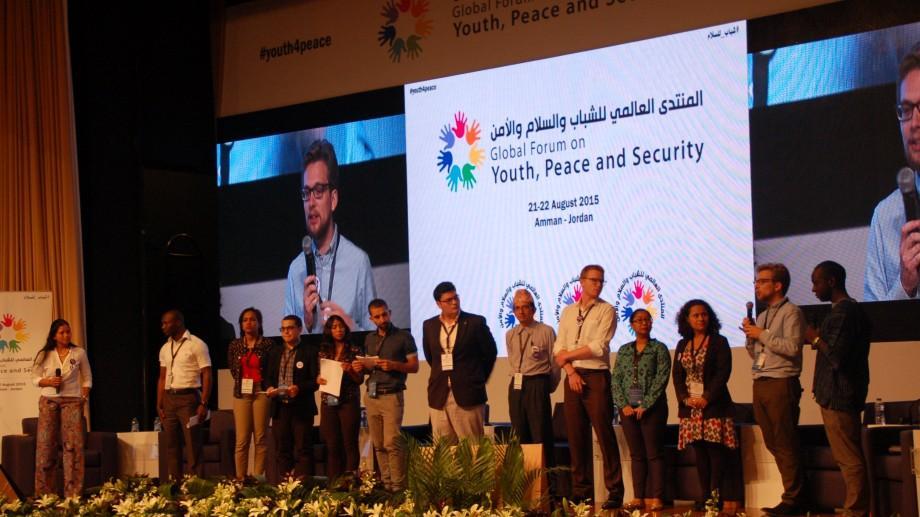 Participă la consultările regionale din Europa și Asia Centrală cu privire la tineri, pace și securitate