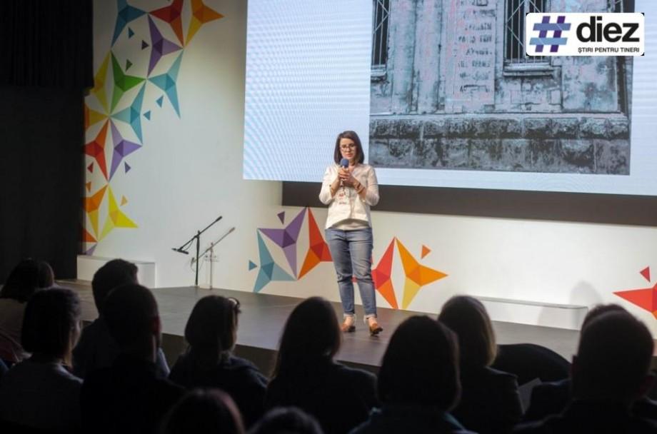 (video) Ignite Chisinau: Schizofrenia urbană a Anastasiei Taburceanu și descoperirile sale urbane