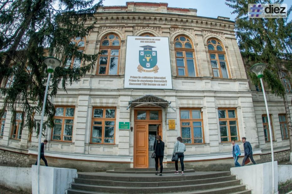 (doc) Universitatea de Stat din Moldova anunță rezultatele primului tur de admitere