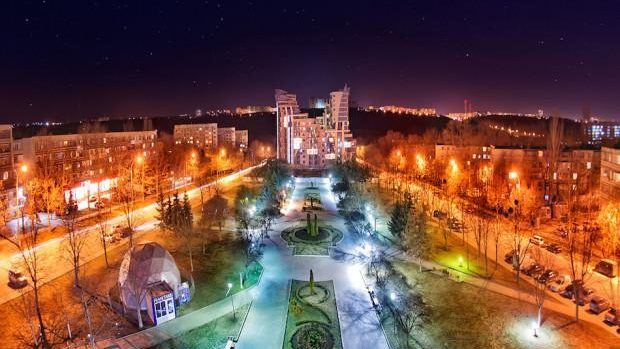 """""""Chișinău și Lyon – orașe în lumini"""" – expoziție fotografică, organizată la Chișinău"""