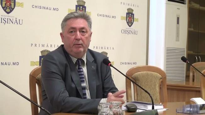 Viceprimarul municipiului Chişinău, Nistor Grozavu, este plasat în arest la domiciliu
