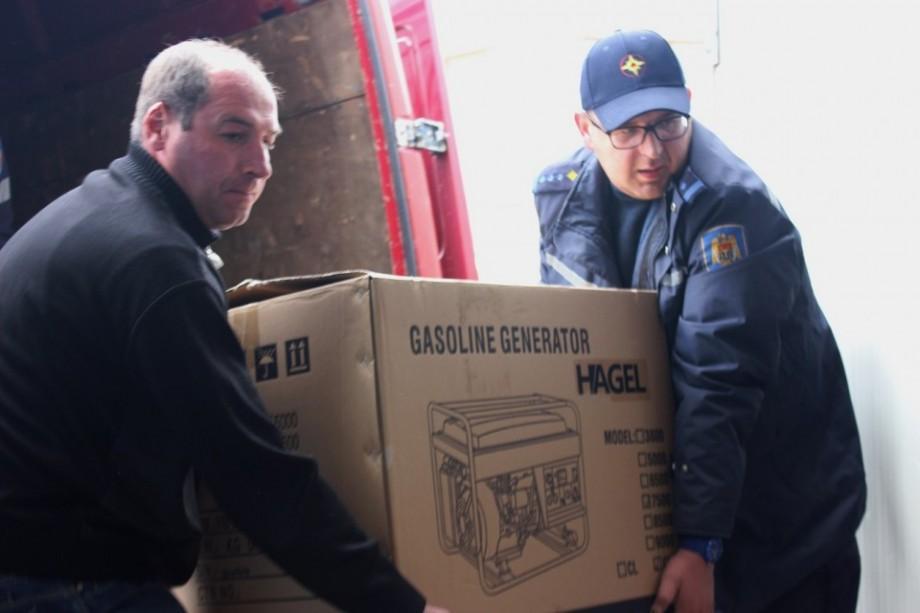 (video) ONU Moldova a oferit suport tehnic pentru recuperarea după căderile masive de zăpadă