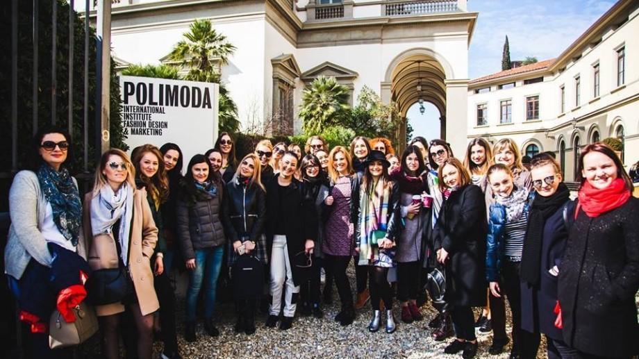 (foto) Impresiile designerilor autohtoni după ce au studiat un curs la o universitate de top din Florența