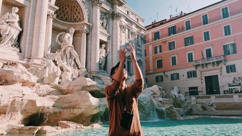 Suma uriaşă aruncată anual în celebra Fontana di Trevi
