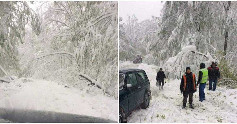 (update) Situația pe traseele naționale: drumuri blocate și curse auto anulate