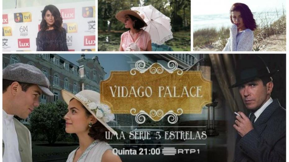 (video) O moldoveancă joacă rolul principal într-un serial portughez. Primul episod este online