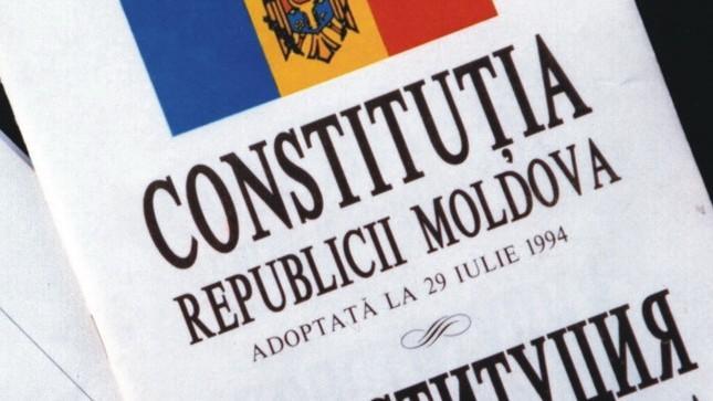 Constituția R. Moldova va fi completată cu un nou capitol privind Avocatul Poporului