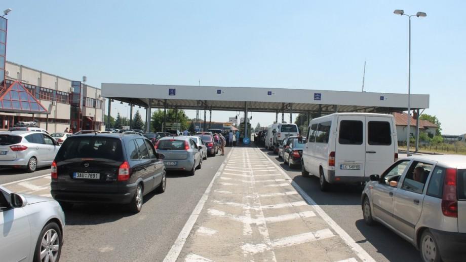 Situaţia la frontieră, în ultimele 24 de ore: Peste 35 de mii de persoane au intrat în țară