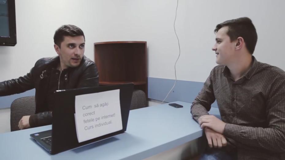 """(video) Cum să agăți fete pe internet: """"Mă numesc Dumitru, am pământ și-s gospodar"""""""