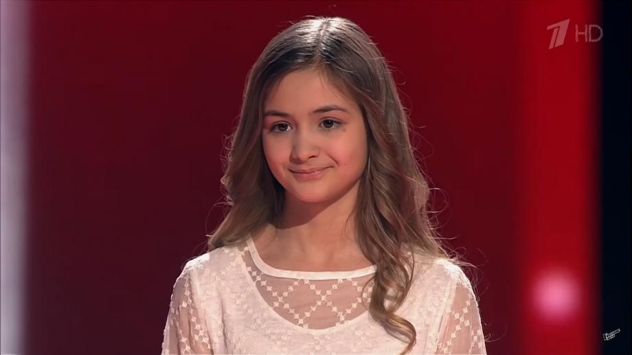 (video) Orheianca Iuliana Beregoi cucerește publicul rus. S-a calificat în finala Golos.Deti